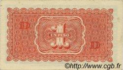1 Peso - 1/10 Condor CHILI  1943 P.090d SUP
