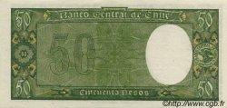 50 Pesos - 5 Condores CHILI  1946 P.104 pr.SPL