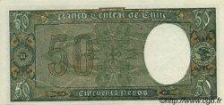 50 Pesos - 5 Condores CHILI  1947 P.112 SPL