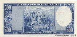 500 Pesos - 50 Condores CHILI  1947 P.115 NEUF