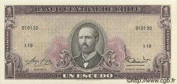 1 Escudo CHILI  1962 P.135Aa pr.SPL