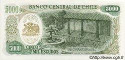 5000 Escudos CHILI  1974 P.147b NEUF