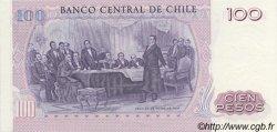 100 Pesos CHILI  1984 P.152b NEUF
