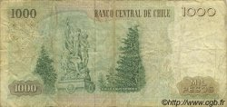 1000 Pesos CHILI  1984 P.154b pr.TB