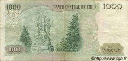 1000 Pesos CHILI  1988 P.154c pr.TTB