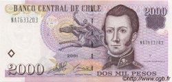 2000 Pesos CHILI  2001 P.158 pr.NEUF