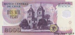 2000 Pesos CHILI  2004 P.160a NEUF