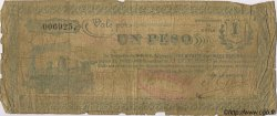 1 Peso CHILI  1898 PS.-- pr.B