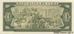 1 Peso CUBA  1965 P.094s pr.NEUF