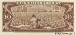 10 Pesos CUBA  1970 P.104s pr.NEUF