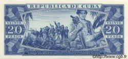 20 Pesos CUBA  1983 P.105c NEUF