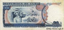 20 Pesos CUBA  1991 P.110 SUP