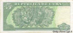 5 Pesos CUBA  2003 P.116f SUP