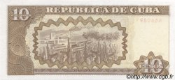 10 Pesos CUBA  2003 P.117f NEUF