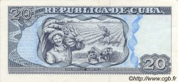 20 Pesos CUBA  2002 P.118d SUP+