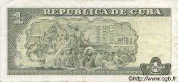 1 Peso CUBA  2003 P.121 TTB