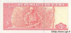 3 Pesos CUBA  2004 P.127 NEUF