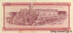 10 Pesos CUBA  1985 P.FX.04 TTB