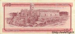 10 Pesos CUBA  1985 P.FX.04 SUP+