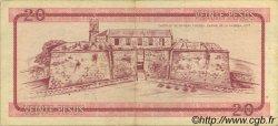 20 Pesos CUBA  1985 P.FX.05 TTB