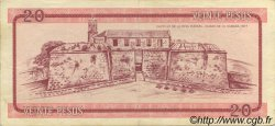20 Pesos CUBA  1985 P.FX.05 SUP