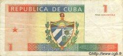 1 Peso Convertible CUBA  1994 P.FX.37 TTB+