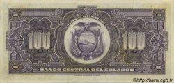100 Sucres ÉQUATEUR  1947 P.095c SPL