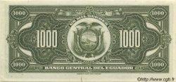 1000 Sucres ÉQUATEUR  1973 P.107a pr.NEUF