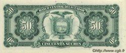 50 Sucres ÉQUATEUR  1984 P.122a pr.NEUF