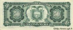 50 Sucres ÉQUATEUR  1988 P.122a SUP+