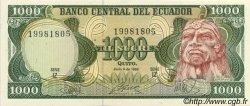 1000 Sucres ÉQUATEUR  1988 P.125b pr.NEUF