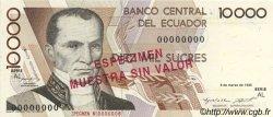 10000 Sucres ÉQUATEUR  1995 P.127s3 NEUF