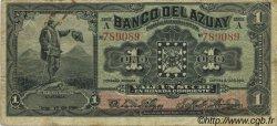 1 Sucre ÉQUATEUR  1920 PS.101 TB+