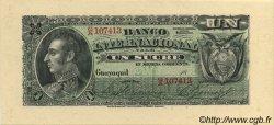 1 Sucre ÉQUATEUR  1886 PS.173 pr.NEUF