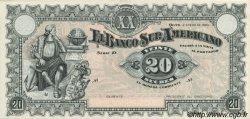 20 Sucres ÉQUATEUR  1920 PS.253b NEUF