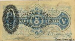 50 Soles PÉROU  1881 P.019 TTB+