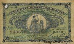 50 Centavos PÉROU  1917 P.030 TB