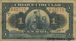 1 Sol PÉROU  1918 P.040 TB