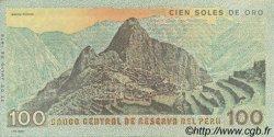 100 Soles de Oro PÉROU  1976 P.114 SPL