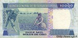 10000 Soles de Oro PÉROU  1979 P.120 SUP+