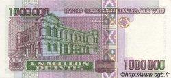 1000000 Intis PÉROU  1990 P.148 NEUF