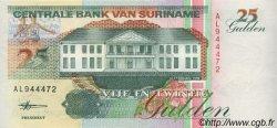 25 Gulden SURINAM  1998 P.138d NEUF
