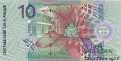 10 Gulden SURINAM  2000 P.147 pr.NEUF