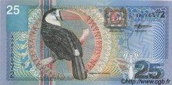 25 Gulden SURINAM  2000 P.148 pr.NEUF