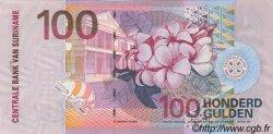 100 Gulden SURINAM  2000 P.149 pr.NEUF