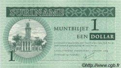 1 Dollar SURINAM  2004 P.155 NEUF