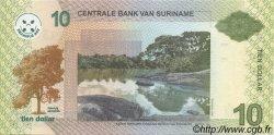 10 Dollars SURINAM  2004 P.158 NEUF