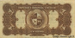 1 Peso URUGUAY  1926 P.009b SUP