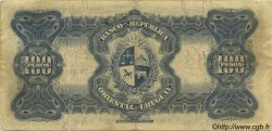 100 Pesos URUGUAY  1914 P.012a TTB