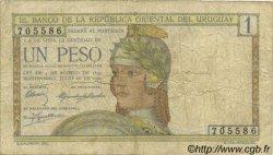 1 Peso URUGUAY  1930 P.017a pr.TB